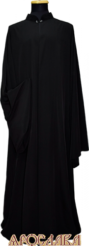 АРТ1106. Ряса греческая, ткань креп-шелк.