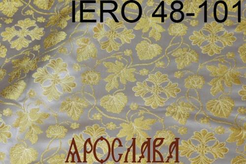 АРТ1684. Греческая парча IERO 48