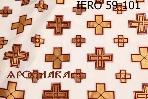 АРТ1785. Греческая шелк IERO 59