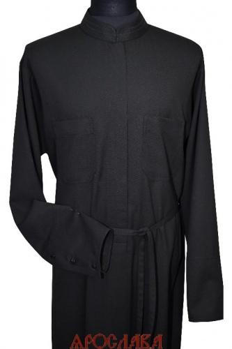 АРТ2012. Подрясник-платье основа греческая, ткань габардин, на молнии,с кнопками.