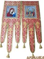 Из церковной ткани