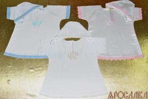 Крестильные рубашки