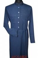 Подрясник-платье основа кроя греческая (Болгарский крой)