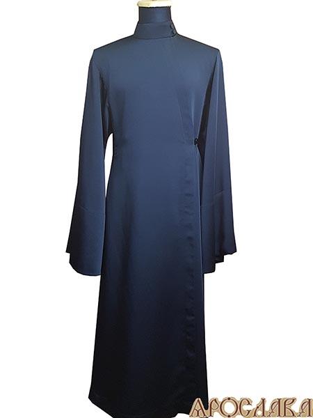 АРТ1137. Ряса русская, ткань полушерсть Гуабелла. Производство Италия.