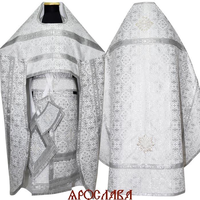 АРТ1229. Риза парча Василия, обыденная отделка.