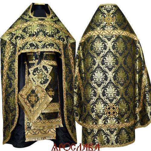 АРТ1307. Риза шелк Корона.