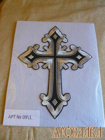 АРТ1328. Крест вышитый
