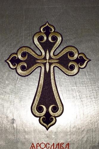 АРТ1331. Крест вышитый