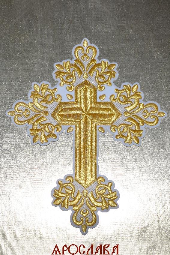 АРТ1335. Крест вышитый