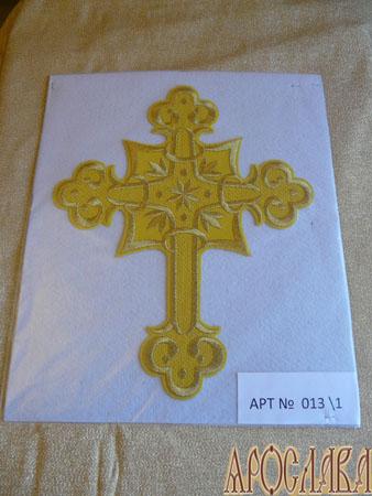 АРТ1337. Крест вышитый