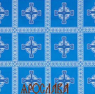 АРТ1419. Шелк церковный Прикарпатье