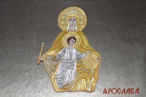 АРТ1523. Державная икона Божией Матери.
