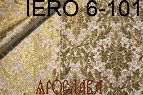 АРТ1648. Греческая парча IERO 6