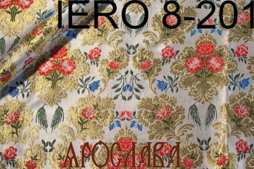 АРТ1650. Греческая парча IERO 8