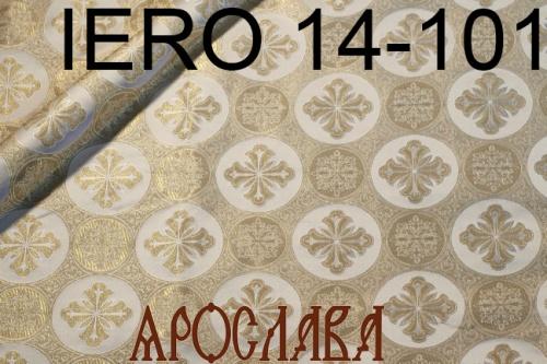 АРТ1654. Греческая парча IERO 14