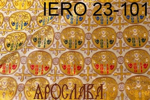 АРТ1659. Греческая парча IERO 23