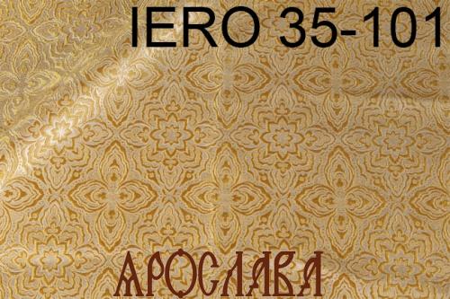 АРТ1670. Греческая парча IERO 35