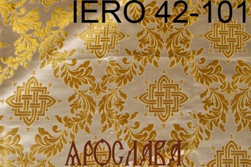 АРТ1675. Греческая парча IERO 42