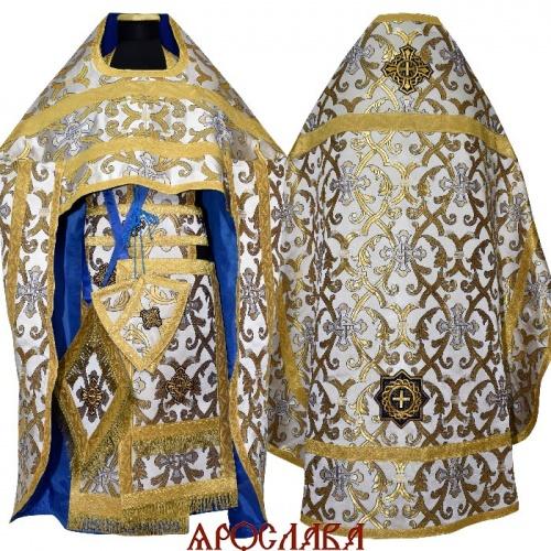 АРТ1776. Риза греческая парча, отделка греческий галун (цвет золото).