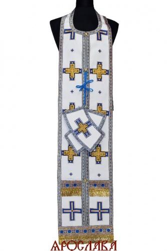 АРТ1978. Требный набор греческий шелк, отделка цветной галун.