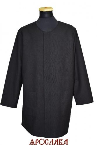 АРТ2019. Пиджак на подкладке, удлиненный.