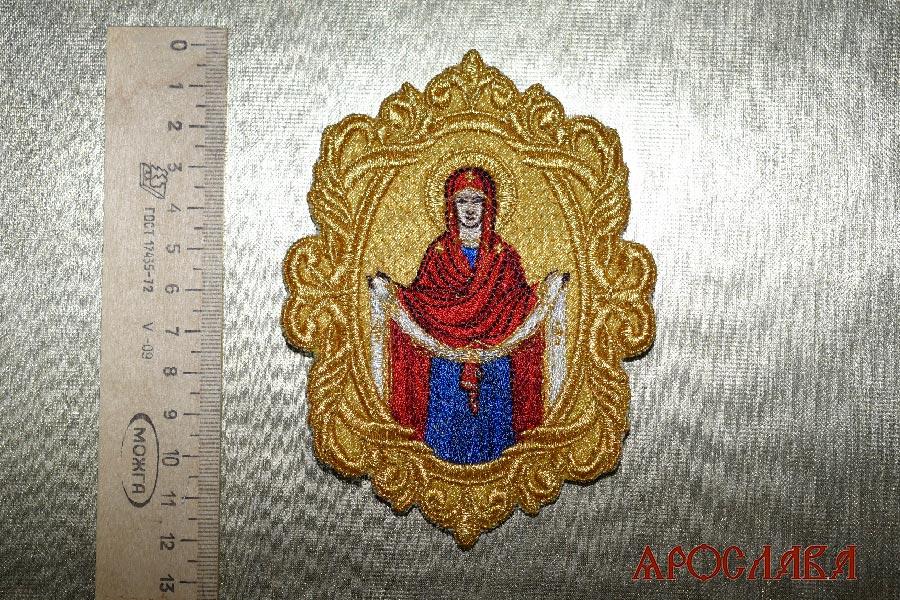 АРТ 2048. Икона Покрова Божией Матери.