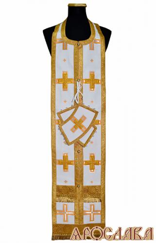 АРТ974. Требный набор греческий шелк, отделка цветной галун.